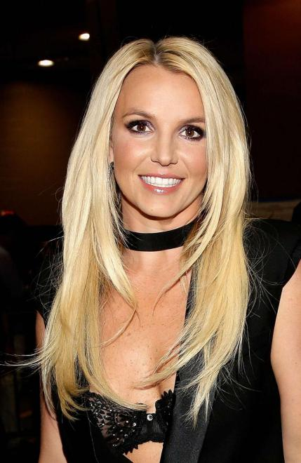 Britney spears photos iheartradio 2013 music festival 11